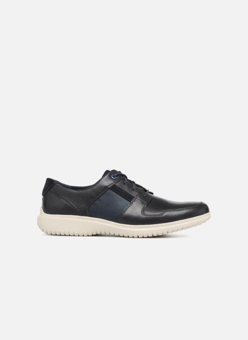Lace-up shoes Rockport DP2 Fast Mudguard Blue back view